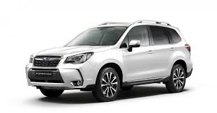 subaru forester red 2017 forester subaru of new zealand