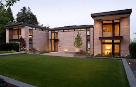 modern house plans washington home pattern