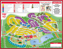 Wisconsin Campgrounds Map by Brookville Ohio Campground Dayton Koa