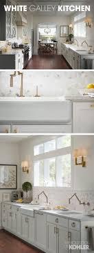 white galley kitchen ideas 21 best garden galley kitchen images on galley