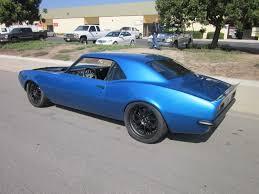 blue 68 camaro jcg restoration s pro touring 1968 camaro engine depot