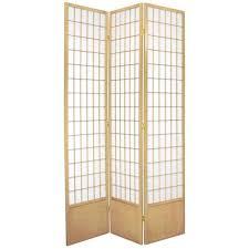 7 ft tall window pane shoji screen divider more panels u0026 finishes