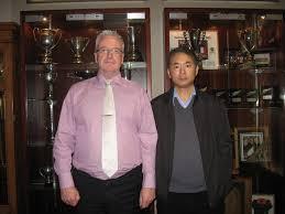 Grinter Nzcfs Wellington Branch June 2011 Newsletter New Zealand China