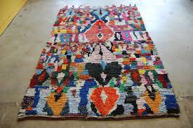 boucherouite rugs rugs chicago by hannoun rugs from morocco