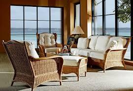 Rattan Sleeper Sofa Bodega Bay 9000 Classic Rattan And Wicker Furniture