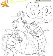 lowercase letter g coloring page g coloring page captivating letter g coloring page for coloring site