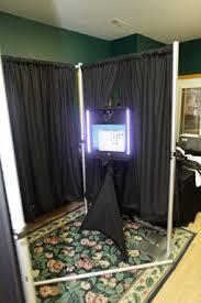 photo booth enclosure adjustable height photo booth enclosure no drapes