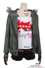 Sakura Halloween Costume Persona 5 Futaba Sakura Shirt Coat Jacket Cosplay Costume