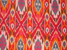 Ikat Home Decor Fabric by Welcome