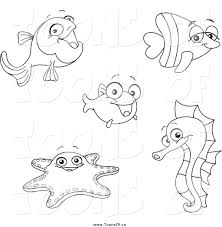 royalty free stock cartoon designs of outlines