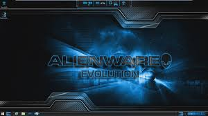 space themes for windows 8 1 alienware evolution skin theme for windows 7 8 10 youtube