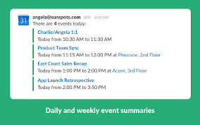 how to invite people to google calendar google calendar slack app directory