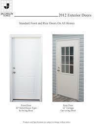Exterior Doors Mobile Homes Beautiful Doors For Mobile Homes On Manufactured Home Exterior
