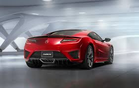 Acura Nsx Weight 2016 Acura Nsx Photos Specs And Review Rs