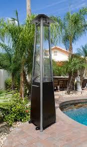 Propane Heater Patio Az Patio Heaters Commercial Glass Tube 38 000 Btu Propane Patio