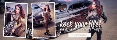 lucky lola vintage u0026 rockabilly kleidung online kaufen