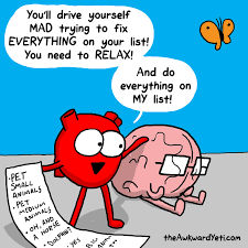the awkward yeti chapters heart and brain