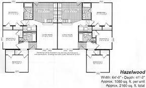 modular multi family home designs house design plans