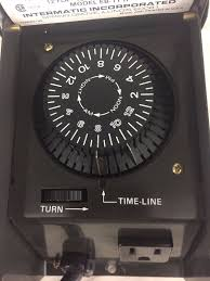 Intermatic 15 Amp Plug In by Intermatic Eb11r Time All All Weather Timer 15amp 1875 Watt 24 Hr