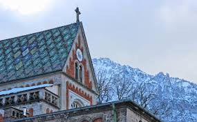 Predigtstuhl Bad Reichenhall Brunnhauskapelle In Der Alten Saline