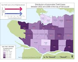 Crime Spot Map Results Multi Family Housing And Crime In Vancouver