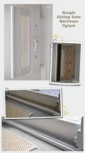 Updating Closet Doors The Painted Hive Spray Paint Door Hardware Update