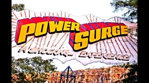 6 Flags Coupons Six Flags Fiesta Texas Power Surge 7 21 17 Youtube