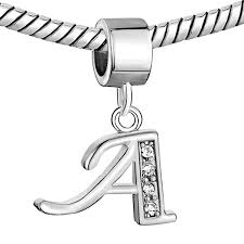 pandora bead charm necklace images Pandora letter charms pandora jewellery sale rings beads jpg