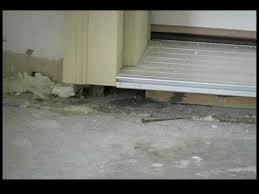 Hang Exterior Door How To Replace A Garage Entry Door Fitting A Garage Entry