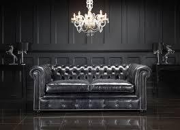 living room furniture ta amazing black chesterfield sofa with leather black chesterfield sofa