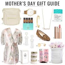 10 beauty gifts for mom mothers day gift guide 2017 mother s day gift guide for getting pered jillian harris