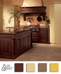 yellow and brown kitchen ideas 86 best cabinets images on home kitchen and