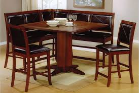 Breakfast Tables Sets 30 Space Saving Corner Breakfast Nook Furniture Sets Booths