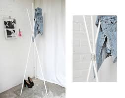 cool coat rack 15 super cool diy coat rack projects worth following