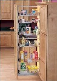 Kitchen Pantry Cabinets Freestanding Pantry Cabinet Pull Out Pantry Cabinets With Revashelf Pullout