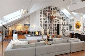 house flat loft style homes house interior
