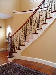 Wrought Iron Banister Fitts Stair Parts Railings And Balusters Railing Parts Ma