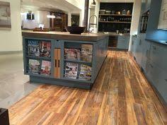 kitchen collection magazine pantry in harwood with wicker basket and spice box
