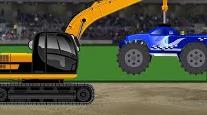 monster truck for children cartoon monster trucks for children counting 1 10 numbers lesson for