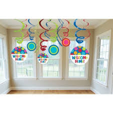 welcome home decoration ideas welcome home party decorations