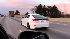vip lexus is250 youtube