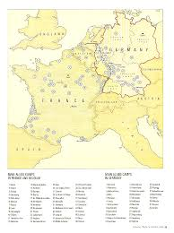 Map Of Concentration Camps Eisenhower U0027s Death Camps U2013 The Last Dirty Secret Of World War Two