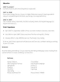 Skill Based Resume Sample by 7 Skills Based Cv Template Uk Science Resume