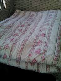 simpliy shabby chic green pink rose fitted queen sheet for cutter
