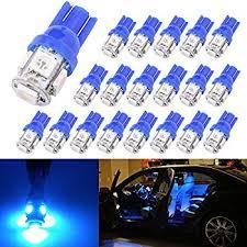 efoxcity 2016 newest 194 blue led light bulb
