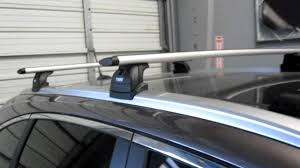 honda crv roof rack installation 2012 honda crv with thule 460r podium aeroblade roof rack by rack