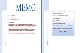 free memo template microsoft word templates