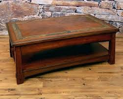 slate wood coffee table slate coffee tables luisreguero com