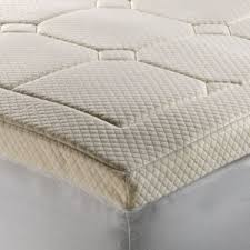 therapedic deluxe 3 inch luxury quilted memory foam mattress