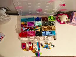 a quick organising tip for lego organised jo